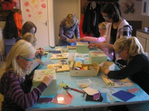 MeerCrea Kinder Workshop Mozaïeken 1